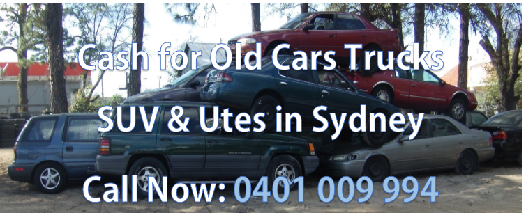 Cash for old Cars Sydne from Car Removal Sydney