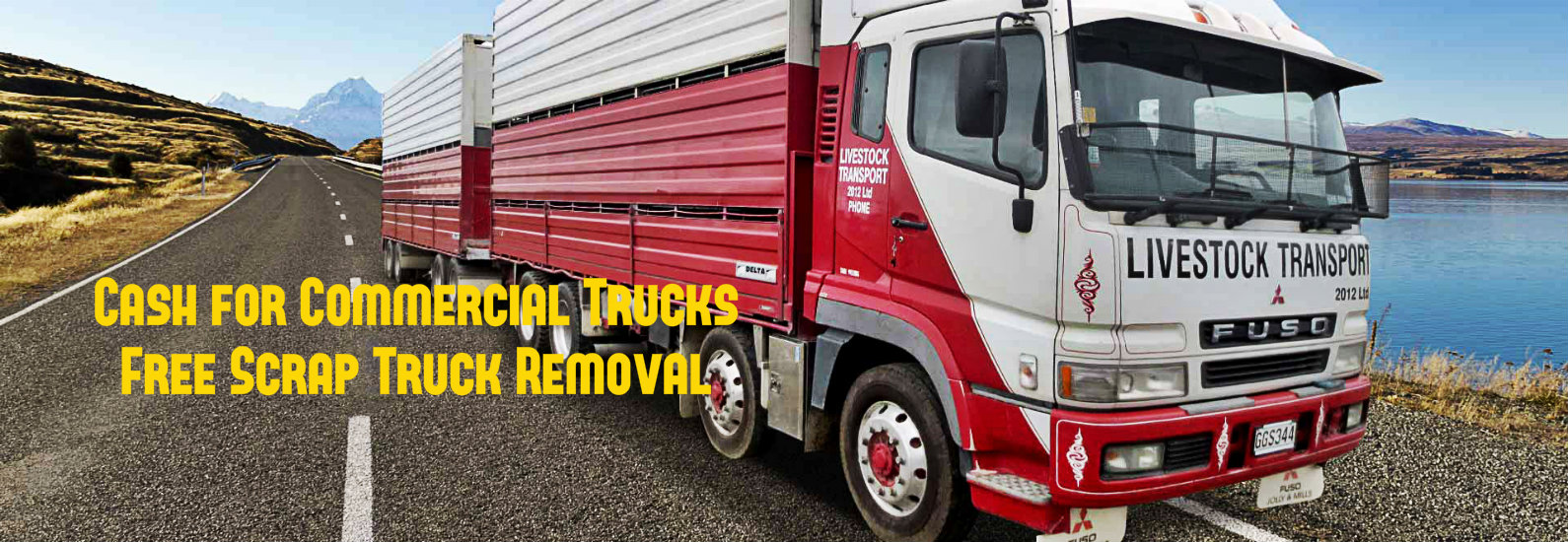 Unwanted Truck Dismantlers Sydney - Cash for Cars Removal